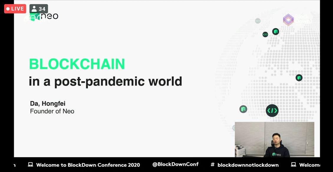 """""""Blockchain in a post-pandemic World"""""""