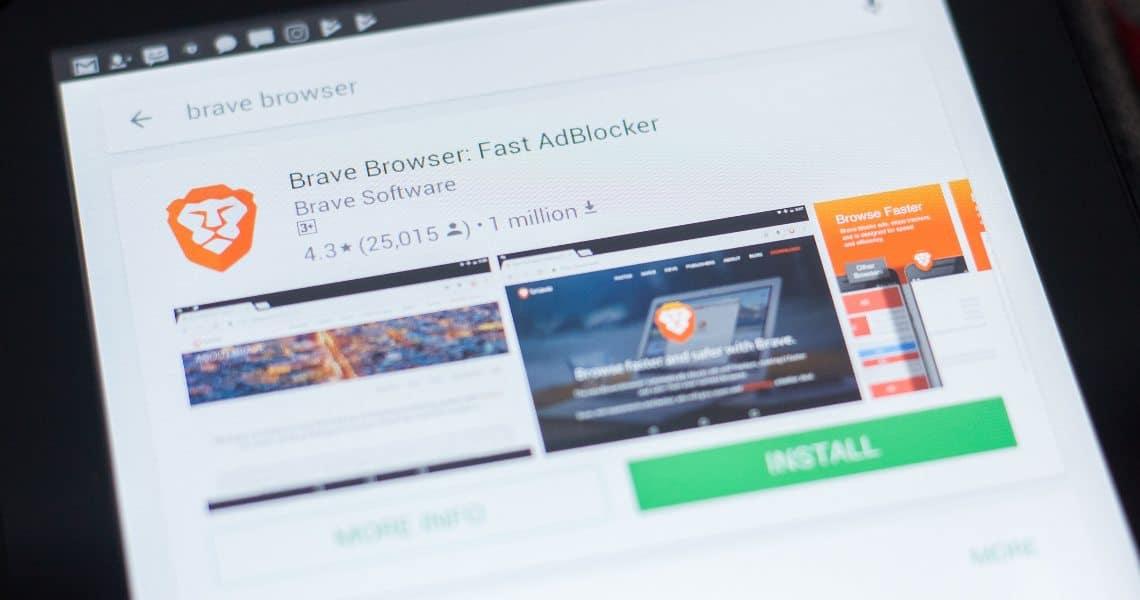 Brave: 1 milione di utenti in più per il browser ad elevata privacy