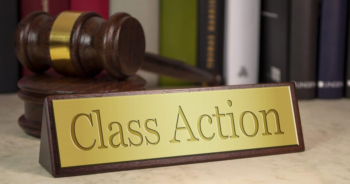 11 class action contro le società crypto