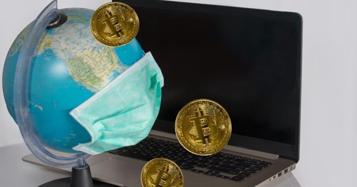 Esiste una correlazione tra Coronavirus e prezzo di bitcoin?