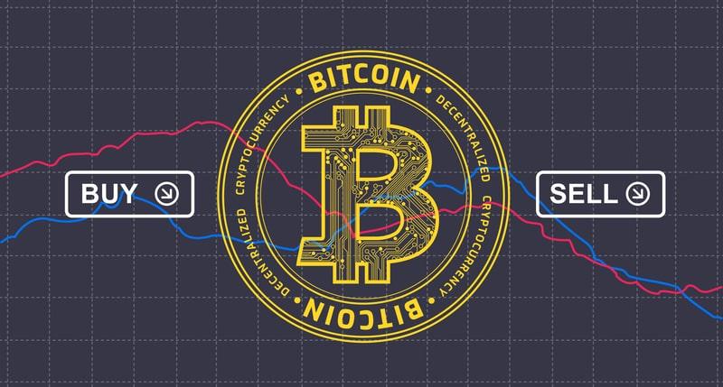 Trading crypto news: prevale il segno rosso