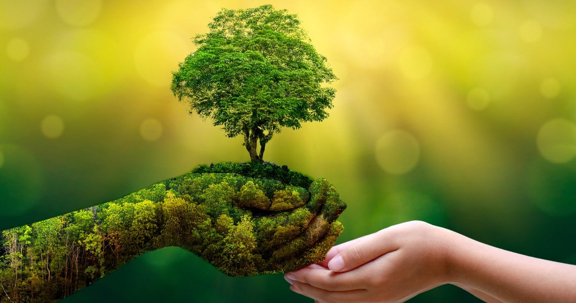 La blockchain per l'Earth Day 2020
