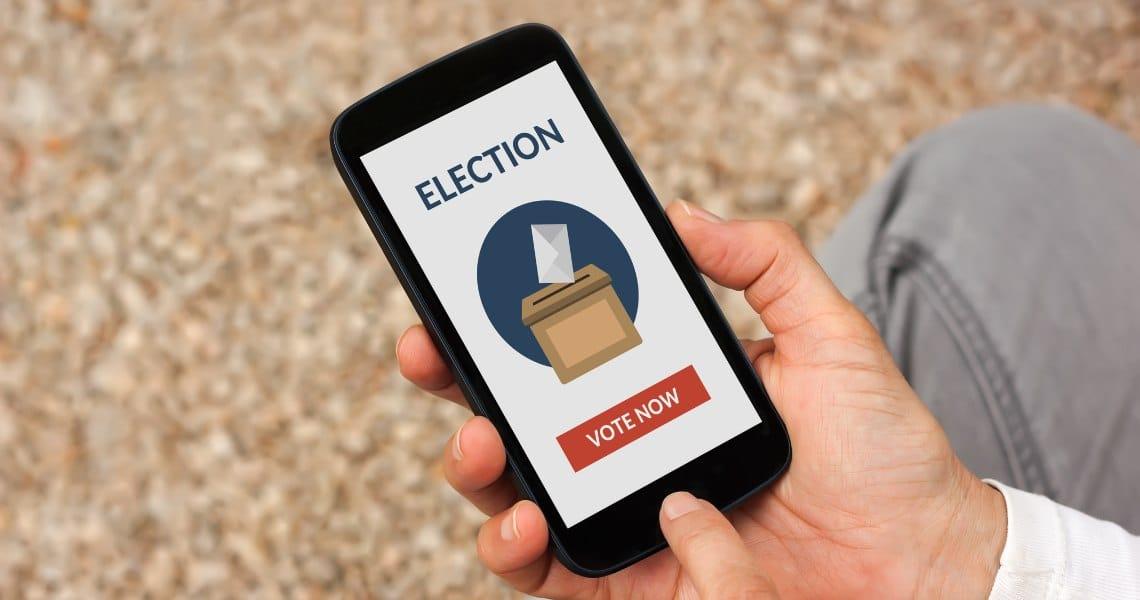 Stati Uniti: no al voto su blockchain