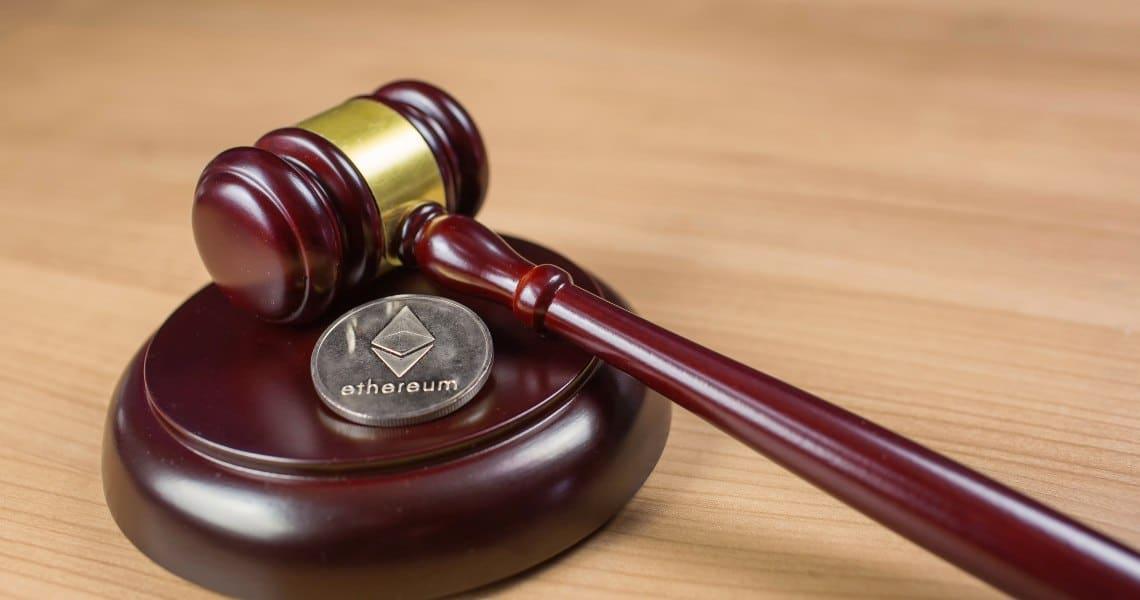 Tribunale cinese riconosce Ethereum come bene di proprietà