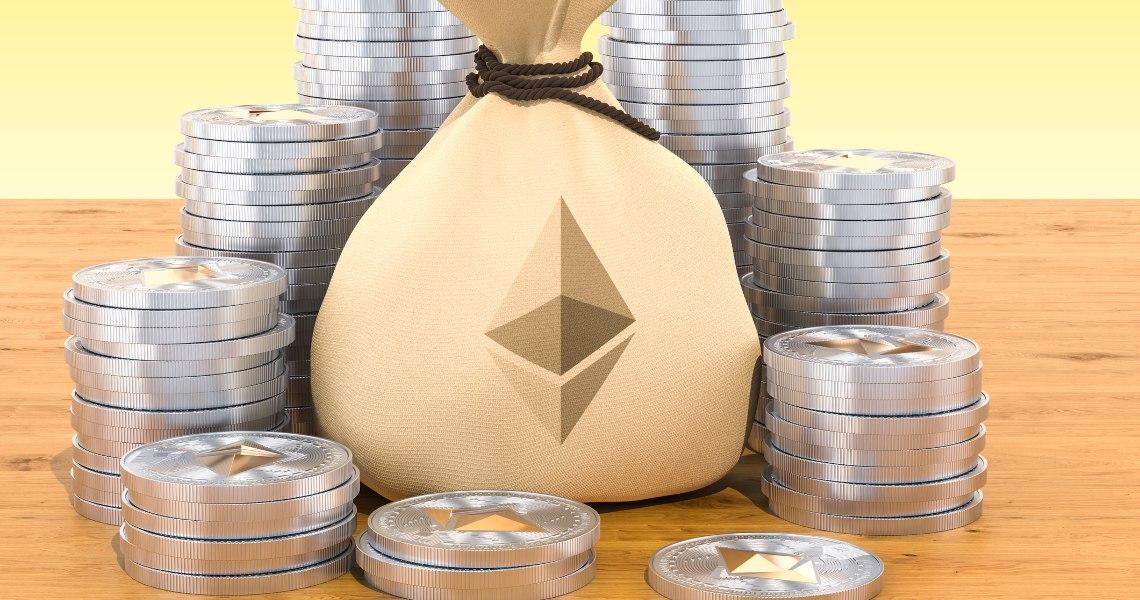 Grayscale ha comprato la metà degli Ethereum minati nel 2020