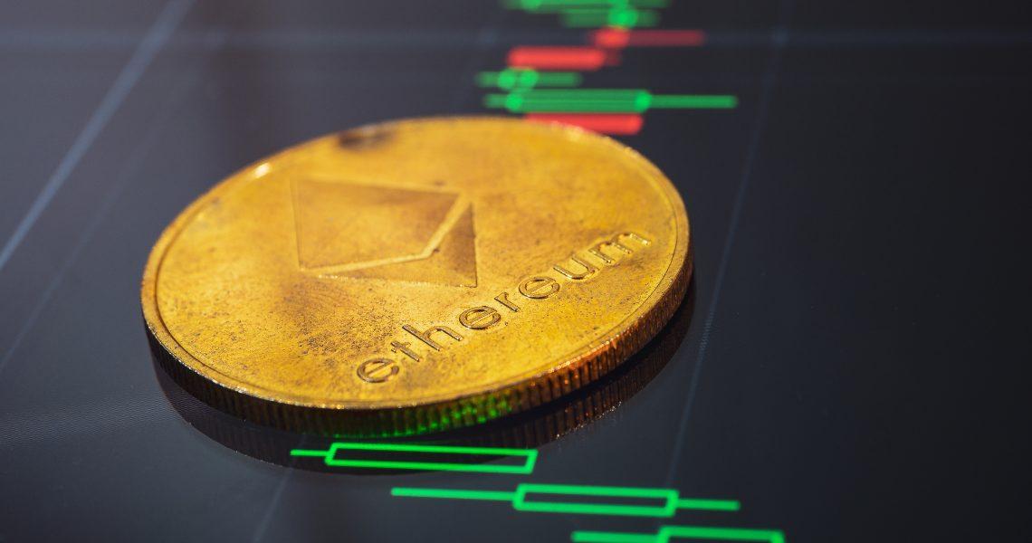 Ethereum, il prezzo sale e trascina le altcoin