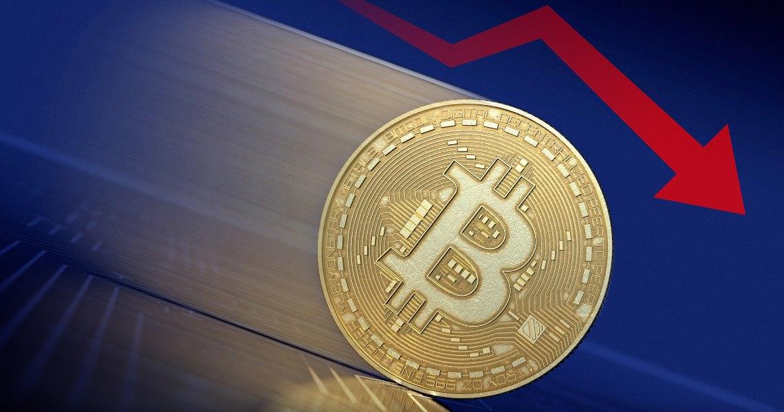 Una previsione di Goldman Sachs getta pessimismo su bitcoin