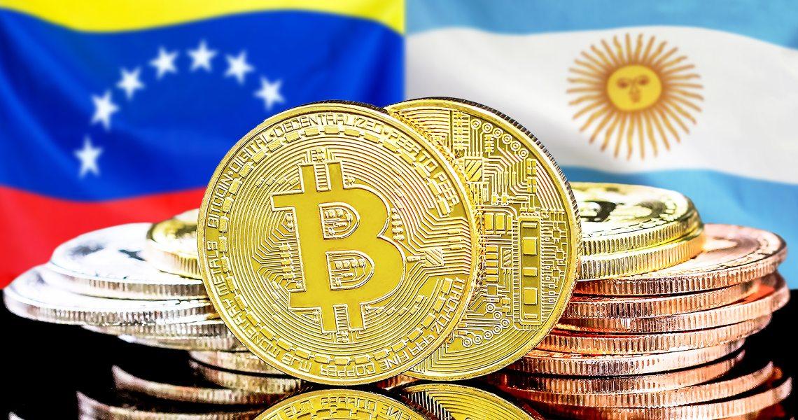Localbitcoins: nuovi massimi storici per Argentina e Venezuela