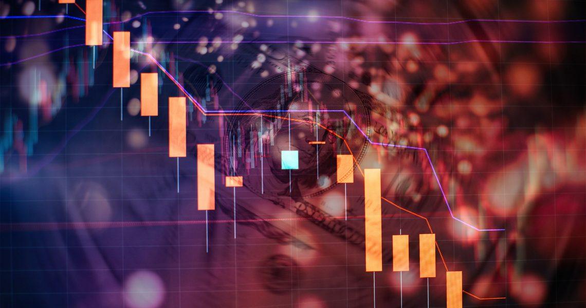 Scattano le prese di profitto: criptovalute in ribasso