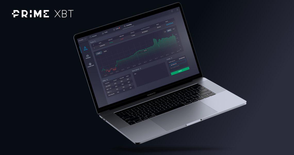 Covesting Fund Management ora disponibile in beta su PrimeXBT