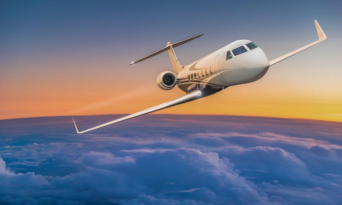 Anche i jet privati contro l'emergenza Coronavirus