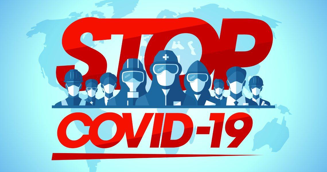 Ethereum: un hackathon virtuale Stop COVID-19