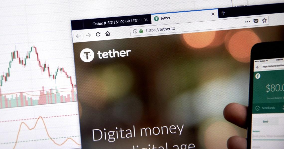 Tether: la capitalizzazione arriva a $ 7 miliardi