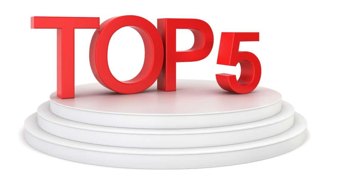La Top 5 delle altcoin per social engagement