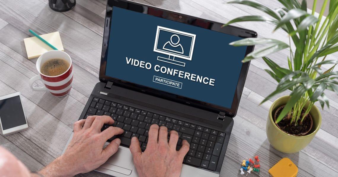 EOS video conferenze su blockchain