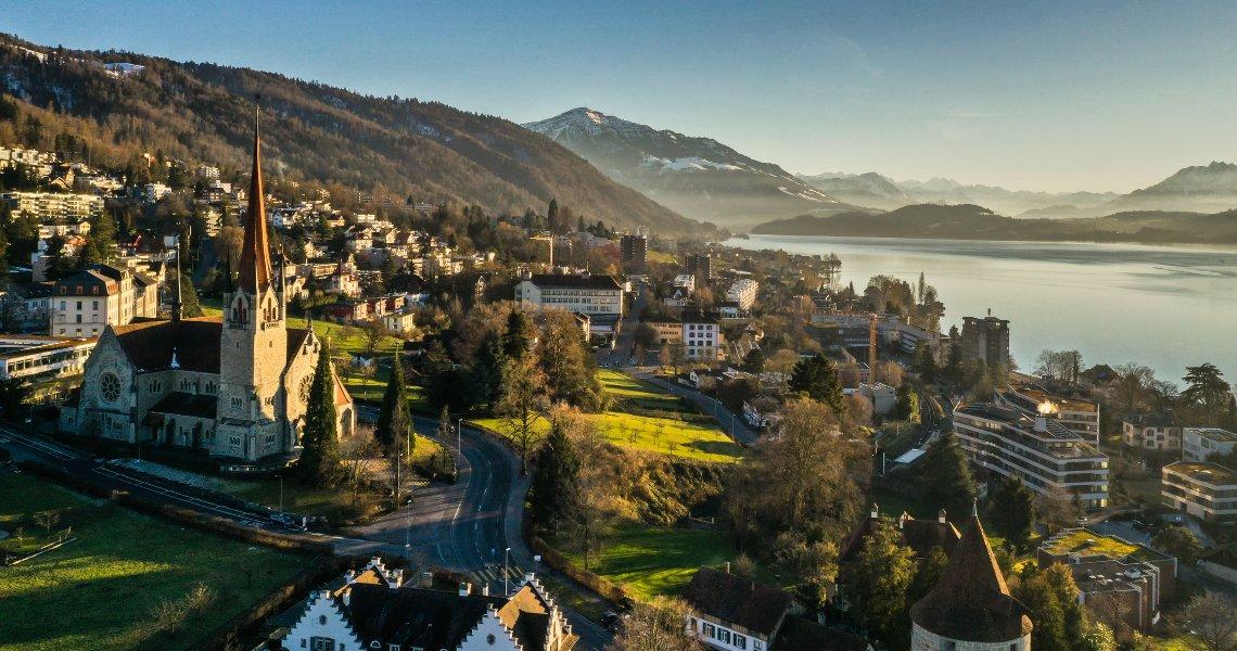 La Crypto Valley della Svizzera