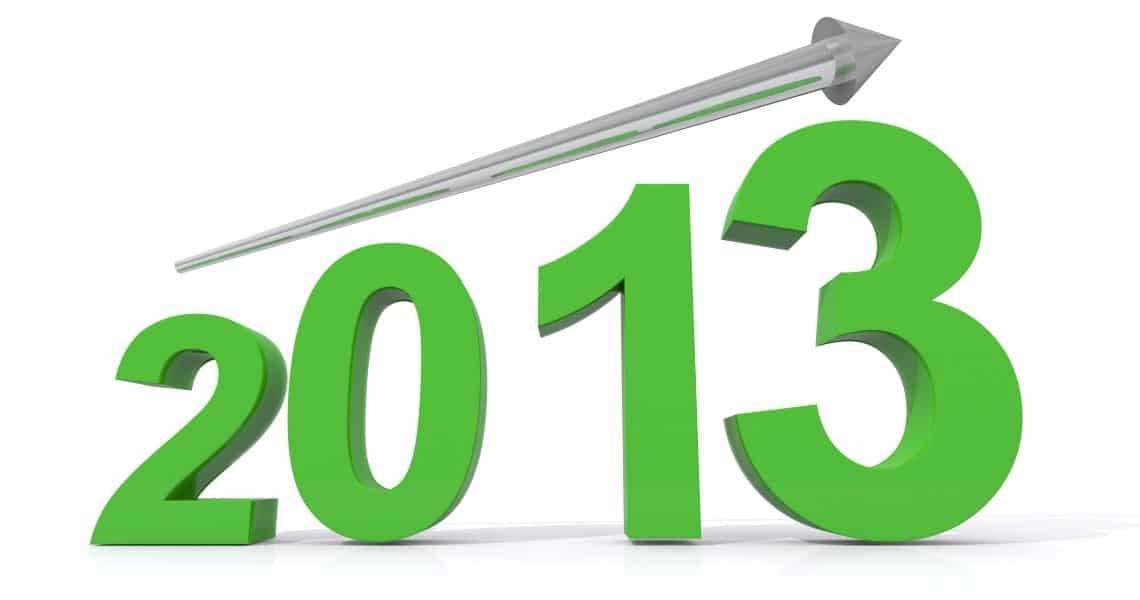 La capitalizzazione del mercato crypto nel 2013
