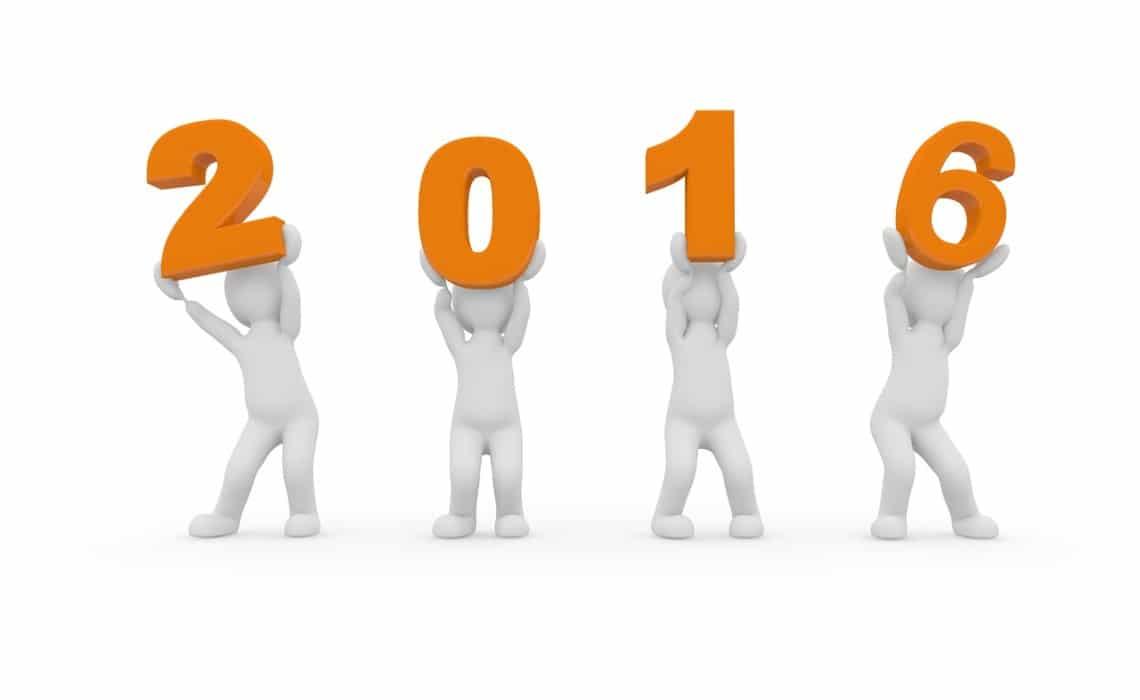 La capitalizzazione del mercato crypto nel 2016