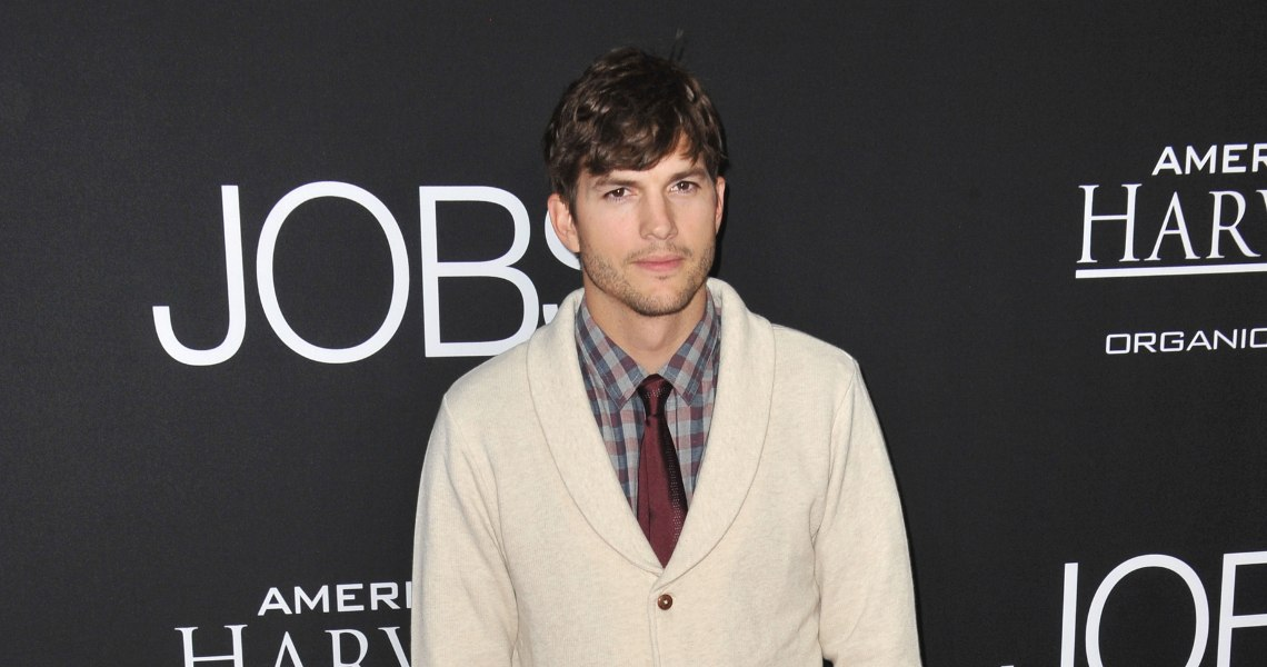 Ashton Kutcher opta per un investimento in Bitcoin
