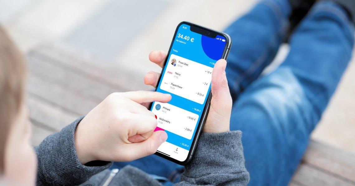 Revolut lancia la propria app in versione junior