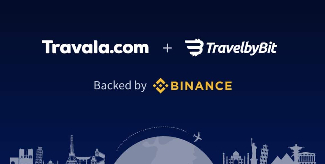 Travala e TravelbyBit insieme per i viaggi crypto