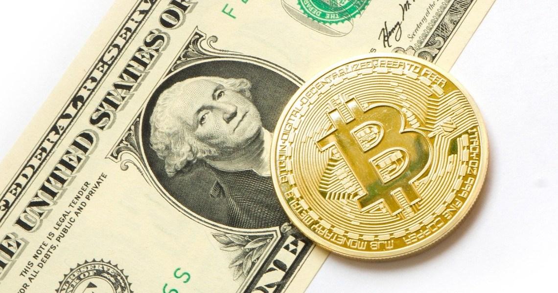 Bitcoin: il prezzo vicino ai 10.000 dollari