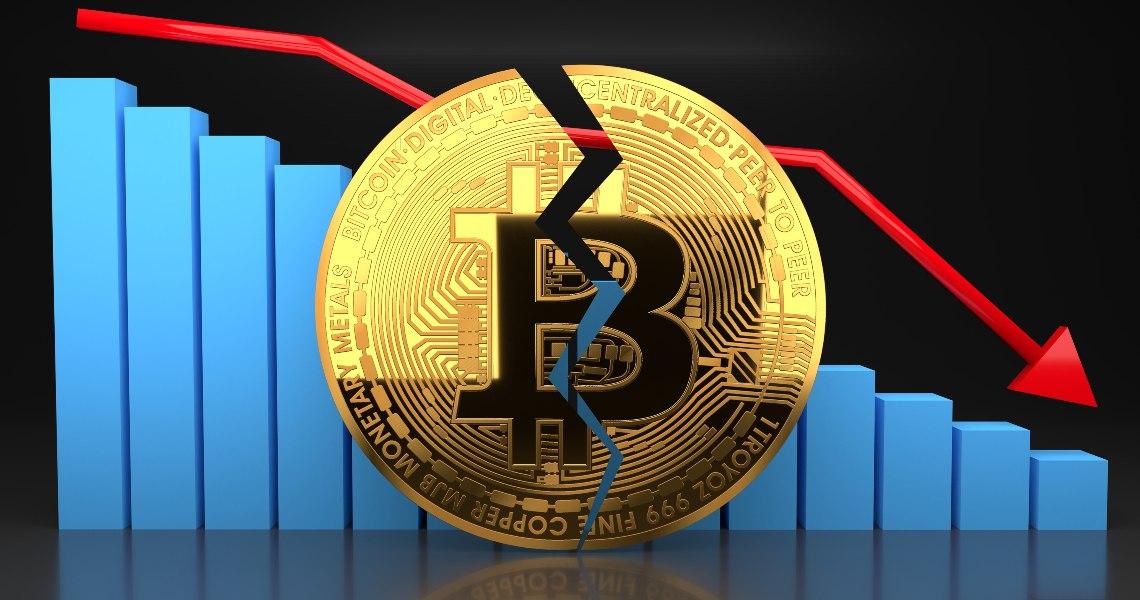 Forte crollo di Bitcoin pre-halving: come mai?