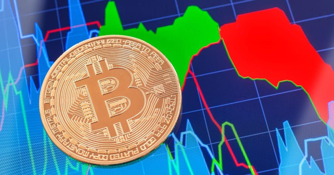 Bitcoin: scambi molto elevati su BTC