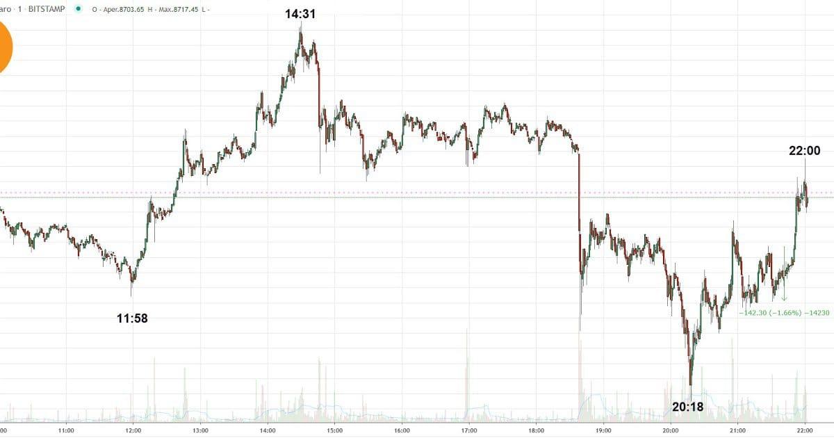 price bitcoin halving