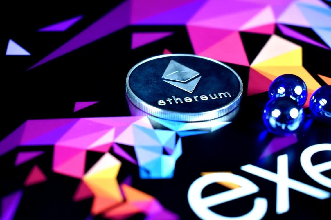 Ethereum ai massimi per utilizzo della rete