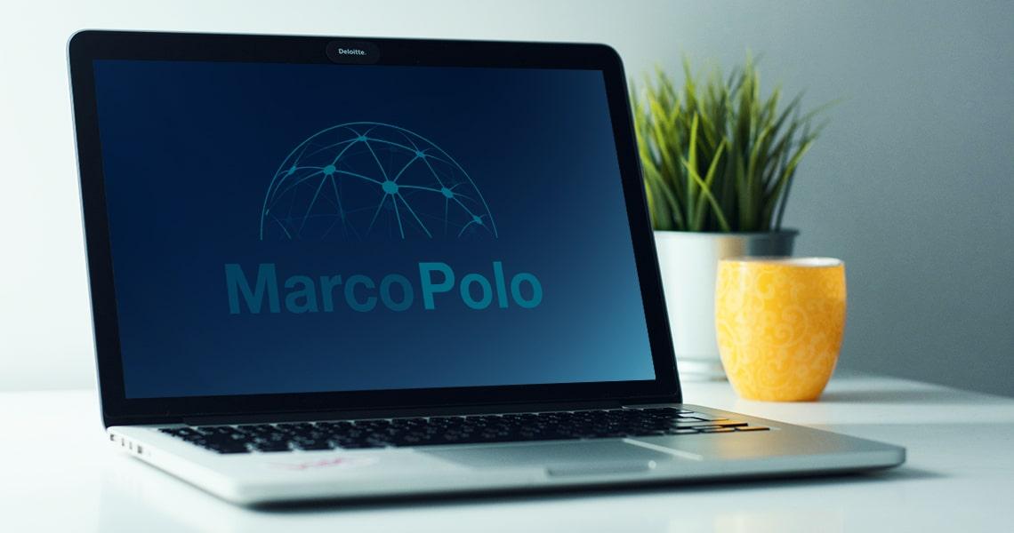 Cos'è la Marco Polo blockchain?