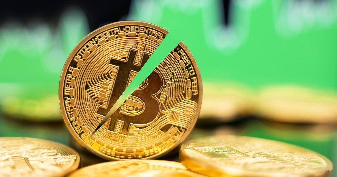 Il prezzo di Bitcoin durante l'halving
