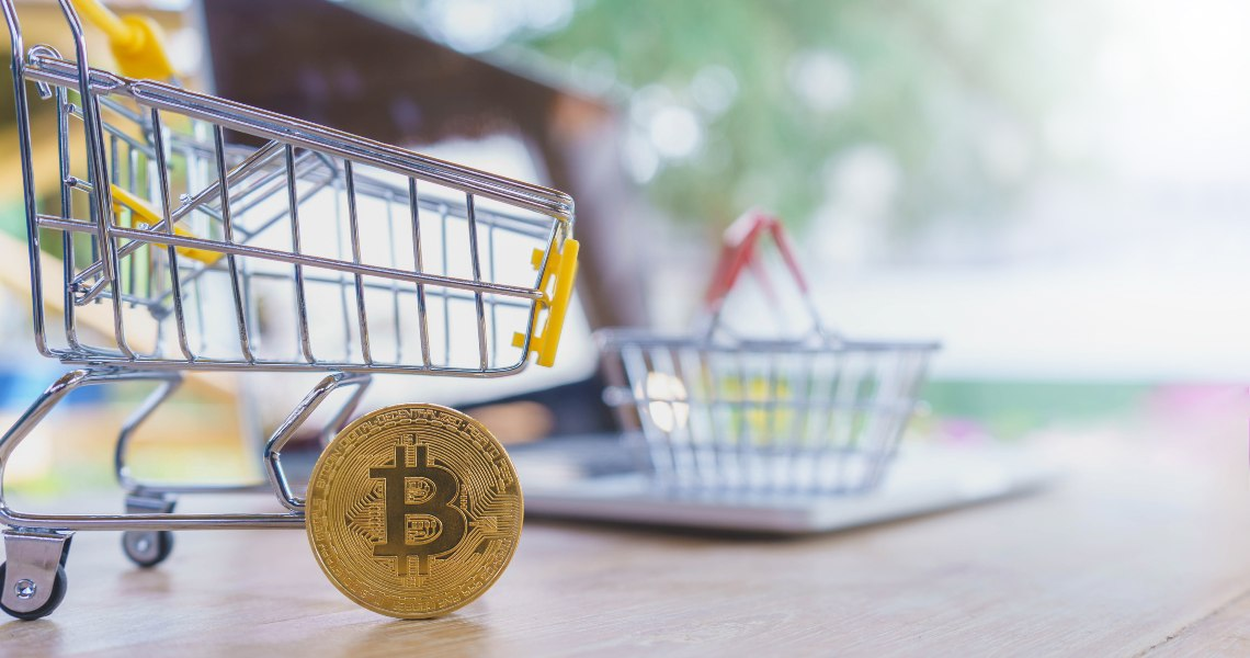 Pagamenti su ShopinBit: in testa BTC e BCH