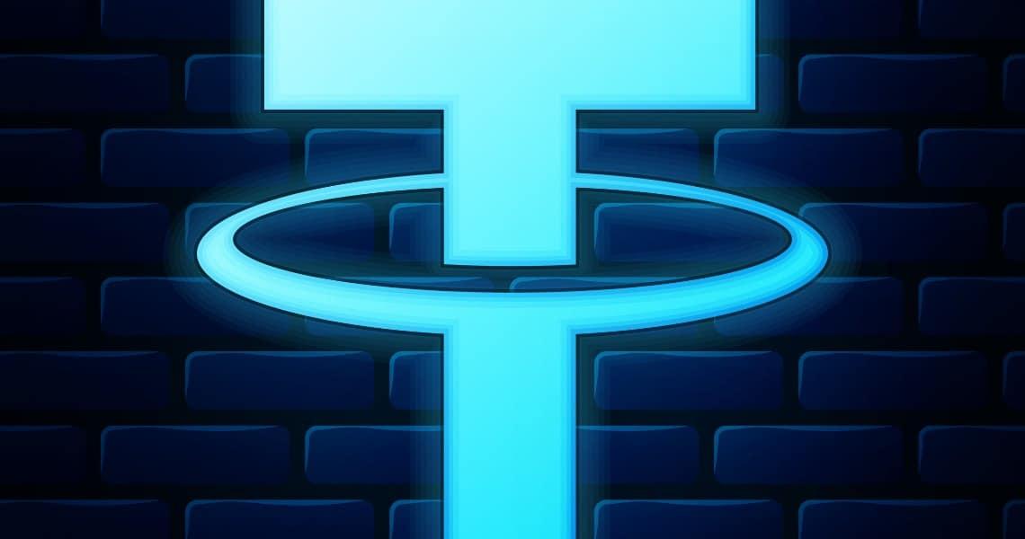 Tether sta per superare Ripple per capitalizzazione di mercato
