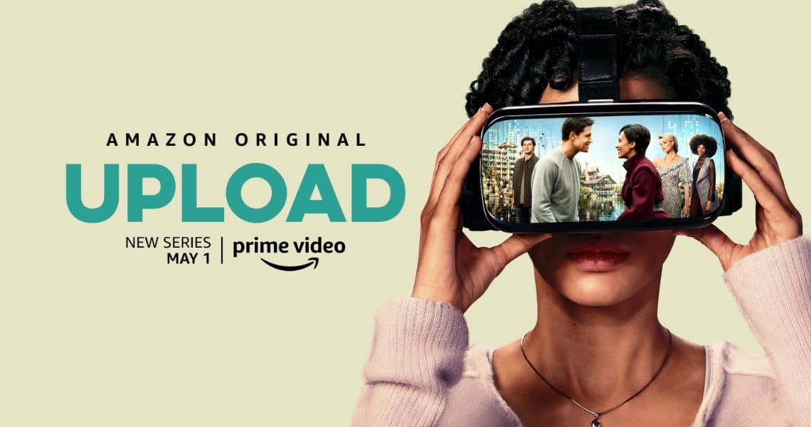 Upload: la serie tv su Amazon Prime Video prevede pagamenti in Libra