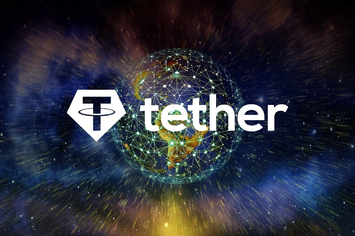 Tether è stato integrato su OMG Network