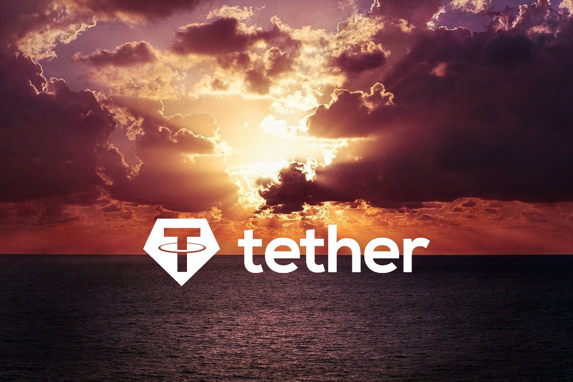 Tether supera i 200 milioni su Compound