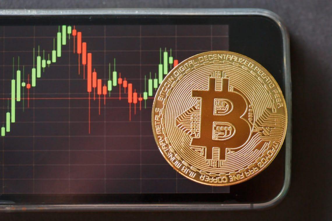 Bitcoin: volatilità ai minimi da 9 mesi