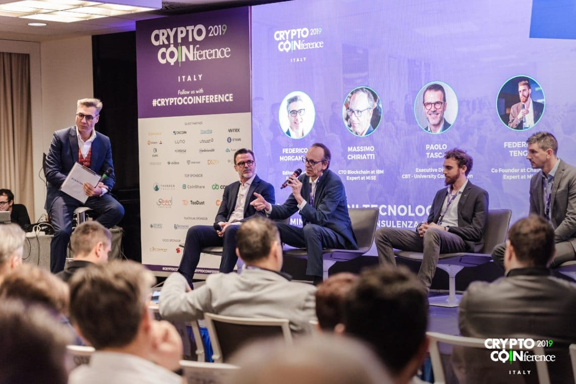 I primi 21 Speaker di Crypto Coinference 2020