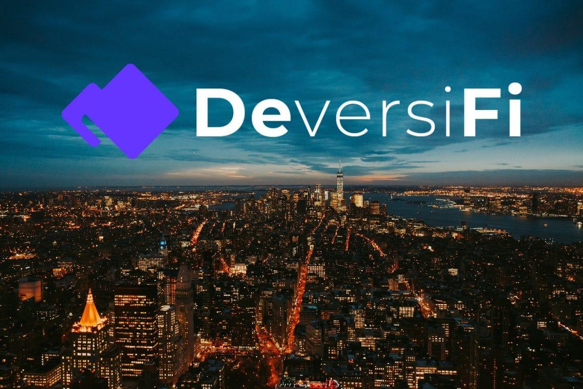 DeversiFi integra StarkWare e diventa 2.0