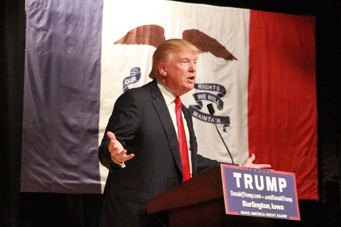 TrumpOut2020, la guerra social al presidente USA