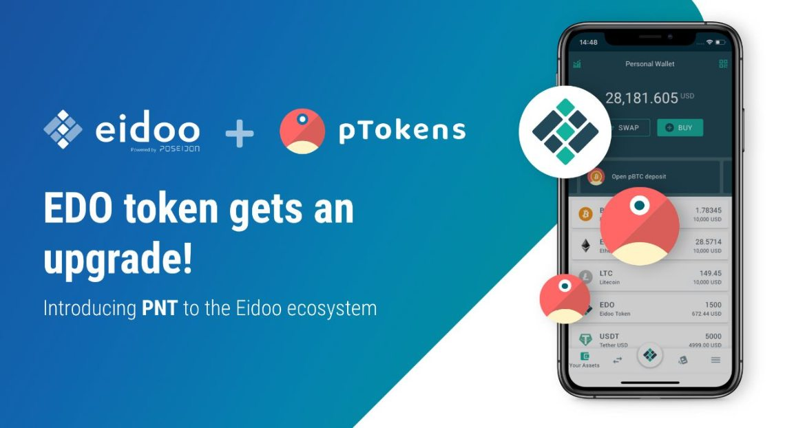 Eidoo brucia l'80% dei token e si unisce a Provable Things
