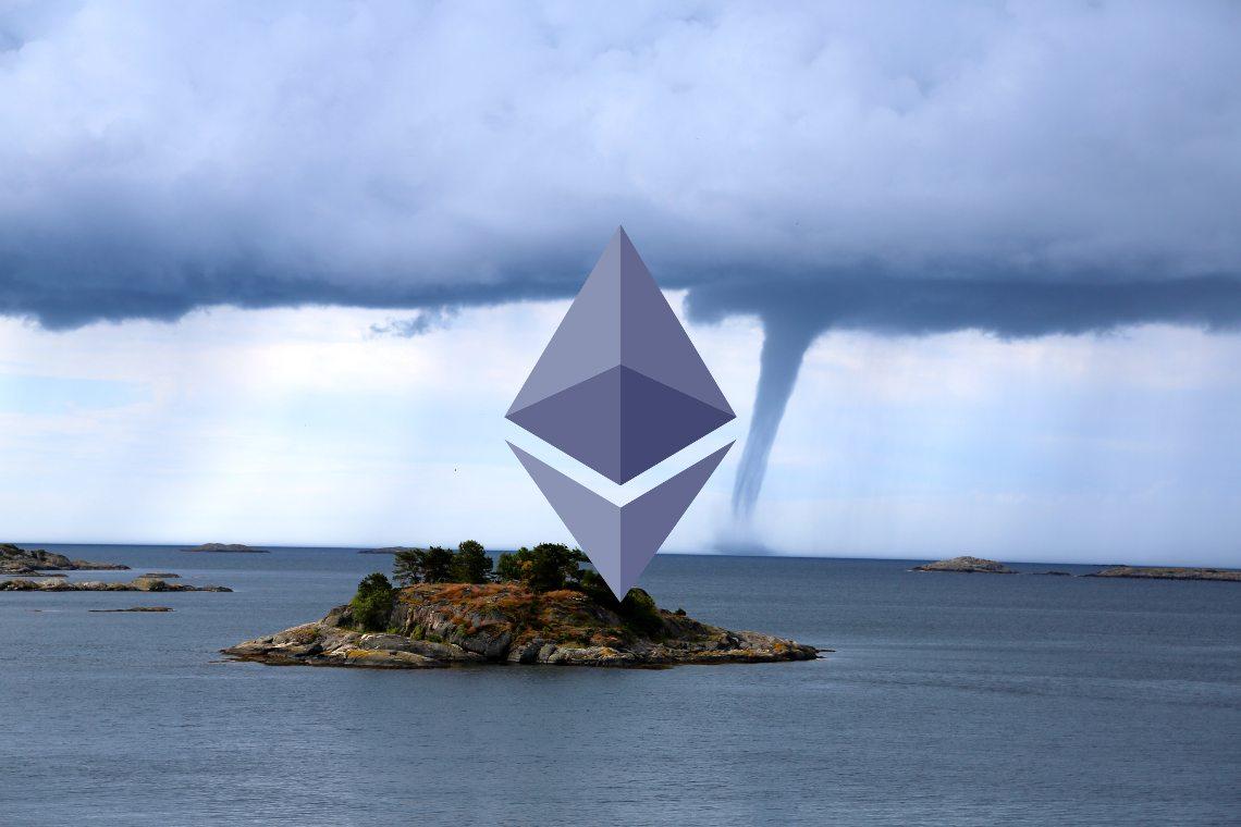 Ethereum, Tornado Cash e la proprietà delle transazioni