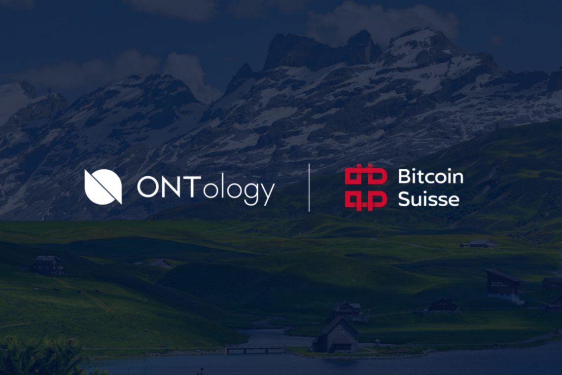 Ontology ora collabora con Bitcoin Suisse