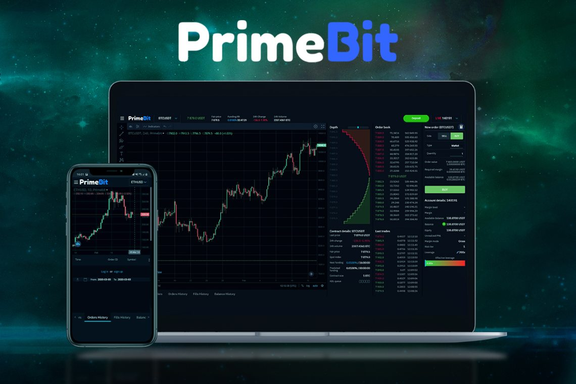 PrimeBit: recensione dell'exchange con leva 200x