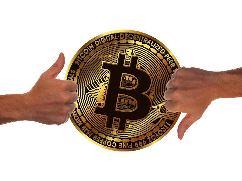 Perché il prezzo di Bitcoin scende?