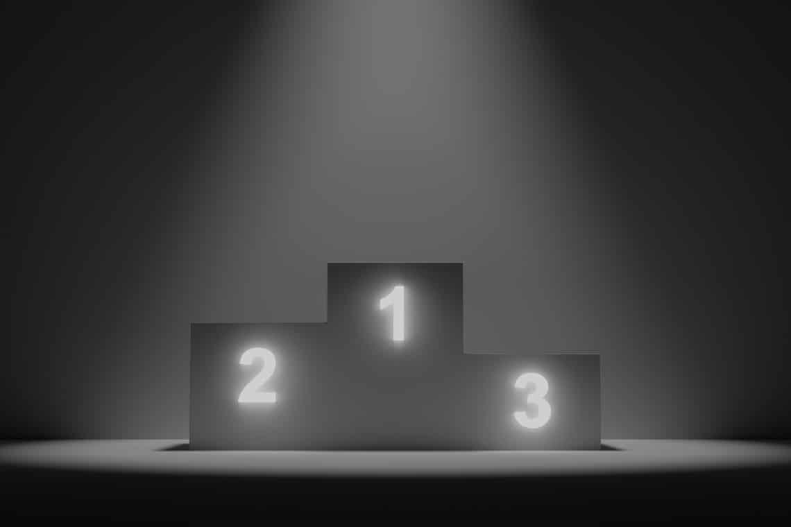 EOS migliore blockchain per il ranking del CCID