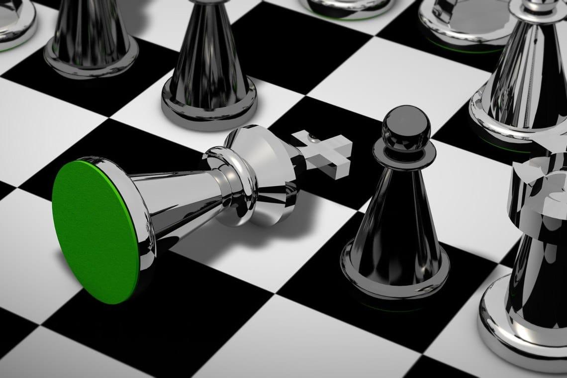 Algorand gioca a scacchi
