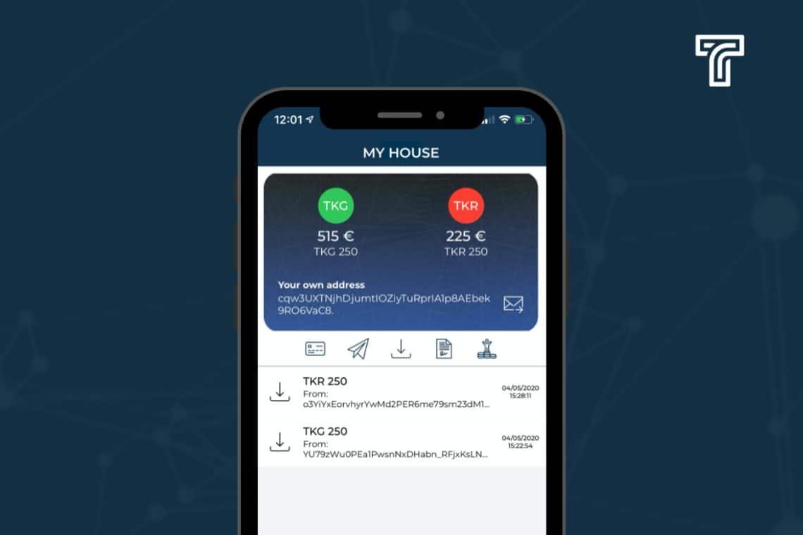 Takamaka: lanciato ufficialmente il wallet blockchain