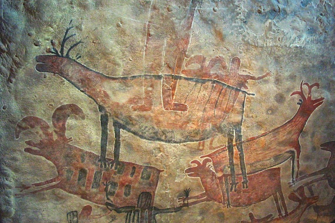 Pitture rupestri e token economy